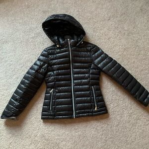 Calvin Klein packable lightweight down coat